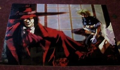 Hellsing Limited Edition High Gloss Chrome Metallic Collector's Card Exclusive