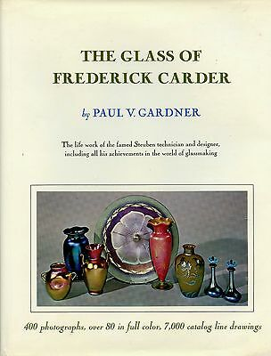 Steuben Art Glass - Types Pattern Numbers…/ In-Depth Book (7,400+ Illustrations)