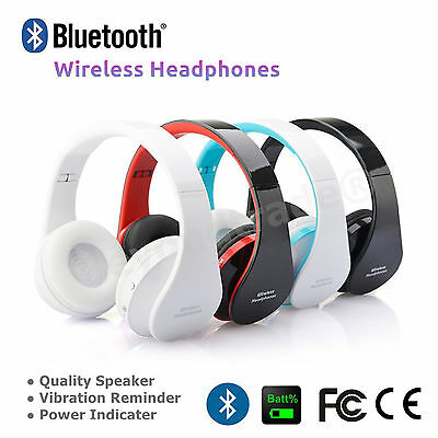 Bluetooth Kopfhörer/Headset Wireless Headphone Vibration Reminder *UVP 49,90*