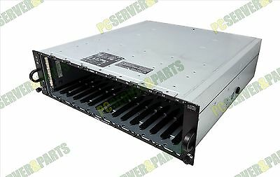Dell PowerVault MD1000 / MD3000 Storage Disk Array 1x 488W PSUs No Controllers