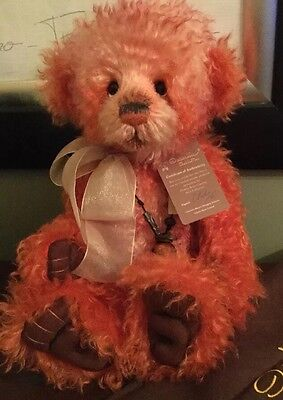Charlie Bears Isabelle Collection Mandarin Mohair Limited Edition No 49 of 350