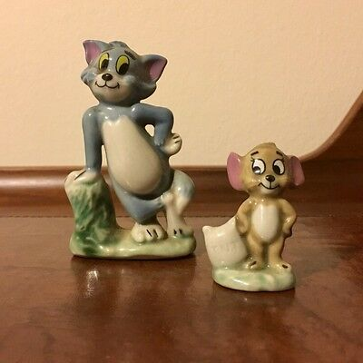 Tom and Jerry Wade Figures