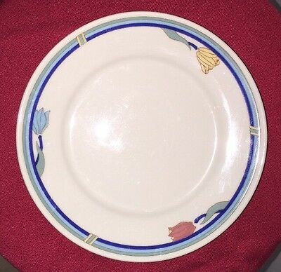 Crown Rego Restaurant Ware TRIO Salad Plate  #E458-57 1980's
