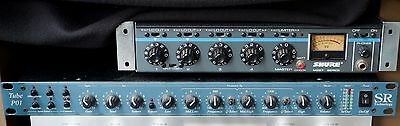 SR Technology Tube P01 tube preamp for acoustic instruments and microphones