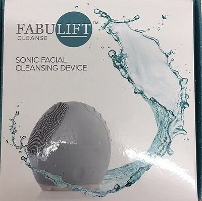 Fabulift Cleanse Sonic Facial Cleansing Device