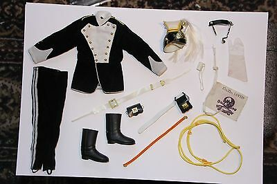 Action Man 40th 17th Lancers Part Outfit