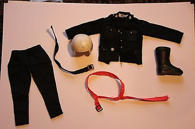 Vintage Action Man, Police Part Outfit