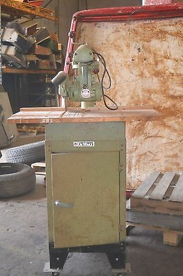 "Vintage DEWALT RADIAL 10""  ARM SAW with Stand"
