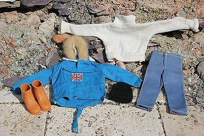 Vintage Action Man Artic Explorer Outfit