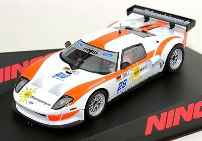 NINCO  50624 FORD GT YOUNG DRIVER Nuevo New 1/32