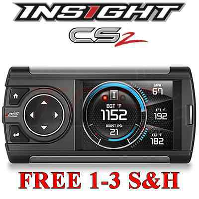Edge Insight Monitor Cs2 For 03-07 Dodge Ram 2500/3500 5.9L Cummins