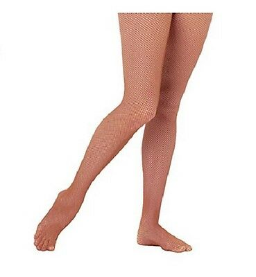 5ab08f6699e5f Body Wrappers A67 Toast Women's S/M Professional Seamless Fishnet Tights