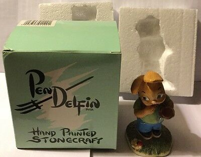 Pendelfin  EGGWYN  boxed With Poly Insert excellent condition