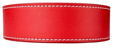 2016 Nexbelt SUNDAY RED Precise Fit Leather Strap SCL 4195