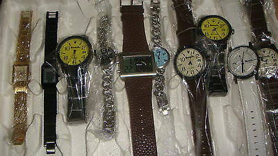 Trade Only Job Lot Of 10 New X  Mixed Bench Watches . /..