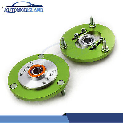 Front Top Mount Camber Plate fit BMW 3 Series E36 Series 318 320 323 325 M3 AMI