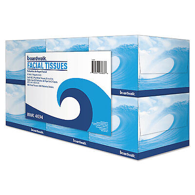 Office Packs Facial Tissue, 2-Ply, White, 80 Sheets/box, 36 Boxes/carton