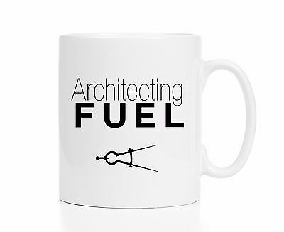 Architect Mug / Architect Gift / Architecting Fuel