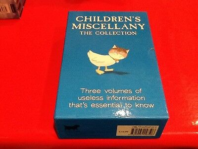 childrens miscellany the collection books