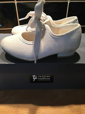 Girls Size 7 Tap Shoes
