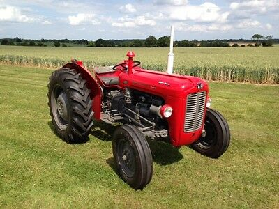 MF Massey Ferguson 35 Workshop and Parts Manual in CD