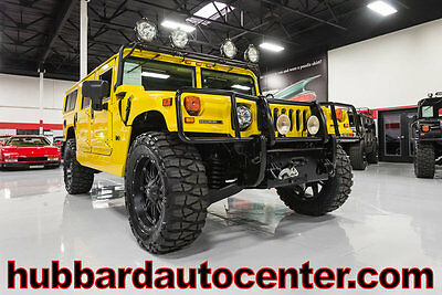 2006 Hummer H1 1 of Only 6 Competition Yellow H1 Alpha Wagons Pro 2006 Hummer H1 Alpha 1 of Only 6 Competition Yellow H1 Alpha Wagons Produced!