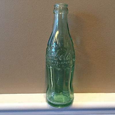 6 oz.Coca Cola Coke Bottle, Newberry S. C. South Carolina Rated S in Porter Book