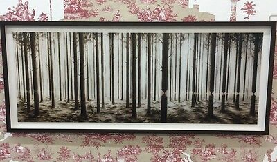 Pejac 'Linea' 3D sold out edition numbered and signed with COA