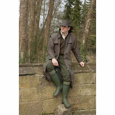 Sherwood Ragley Mens Waterproof Coat - Brown