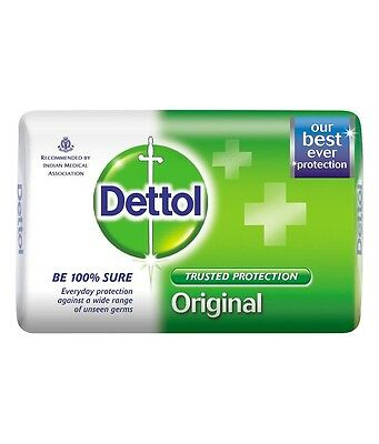Dettol Anti-Bacterial Original Soap -  12 X 100G