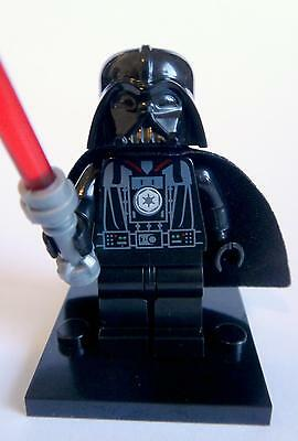 Darth Vader Star Wars Minifigure - new in bag - Lego compatible figurine figure