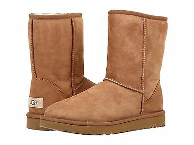 Women's Shoes UGG Classic Short II Boots 1016223 Chestnut 5 6 7 8 9 10 11 *New*
