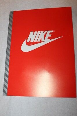 Vintage NIKE Promotion in a Box Catalog 1988 – With a Promotional Pup-Up Box