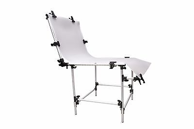 Studio Photo Shooting Table for Still Life & Product Photography (60x130cm)