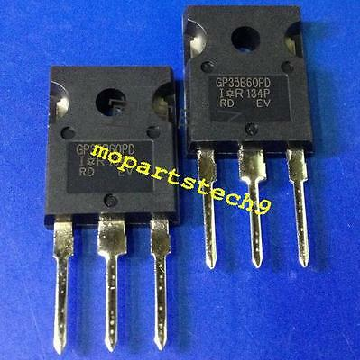 1-10pcs New Original IRGP35B60PD GP35B60PD Transistors TO247