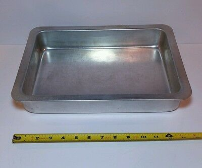 "NICE Vtg Wearever Air Bake 13""x 9""x 2.25"" oven Baking Pan cake brownie like Rema"