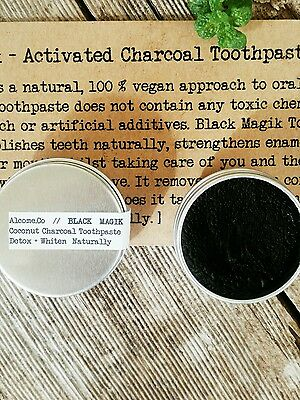 Toothpaste Organic skincare Activated charcoal / AUSSIE