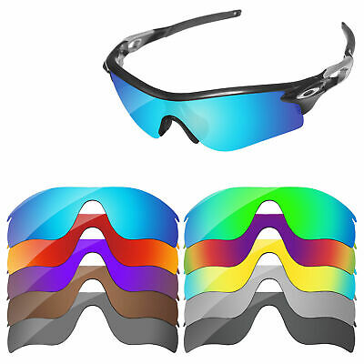 PapaViva Polarized Replacement Lenses For-Oakley RadarLock Path Multi - Options