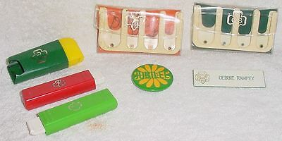 Vintage Girl Scout Assorted Lot  circa '70's