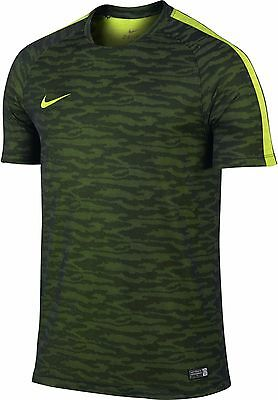 New Nike Men's  FLASH SS TOP DCPT/football/soccer t-shirt/sport top/drifit/cool