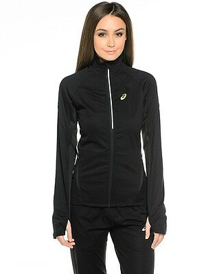 New Asics Ladies Winter Jacket/pockets/warm/premium quality/reflective details