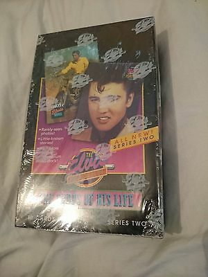 Elvis Presley Collection 1993 The Cards Of His Life Series 2 Factory Sealed Box