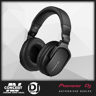 Pioneer HRM-5 Professional Reference Monitor Headphones
