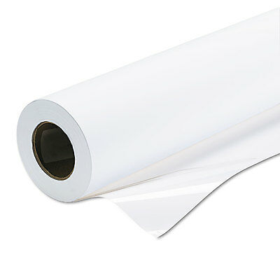 "Universal Backlit Photographic Film, 8 Mil, 36"" X 100 Ft Roll, White"