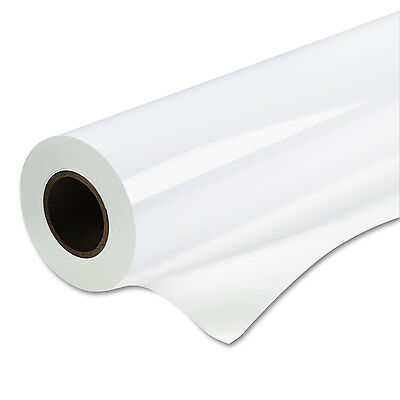 "Universal Backlit Photographic Film, 8 Mil, 42"" X 100 Ft Roll, White"