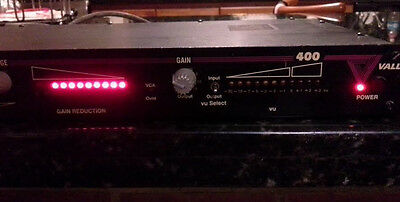 Valley 400, Microphone Processor, Preamp, Equalizer, Compressor,  Channel Strip.