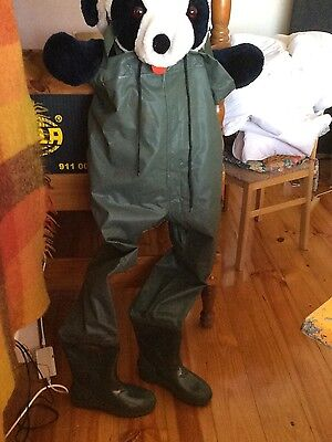 WADERS - Chest Height BOOT SIZE 9