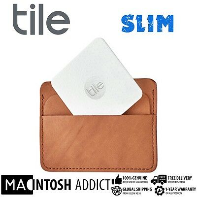 Tile Mate Slim Multipurpose Bluetooth Wallet Tracker   Android iOS Compatible