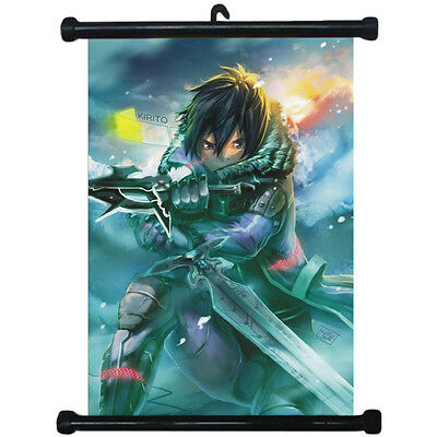 Sword Art Online Japan Anime Home Décor Wall Scroll Poster  40*60cm 66