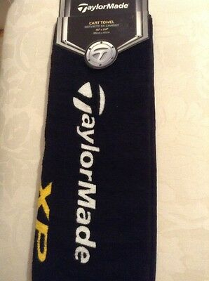 Golf cart  Towel, TaylorMade.New.Christmas gift.